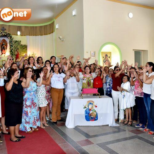FRONTEIRAS | Educação municipal promove missa e café da manhã para centenas de mães