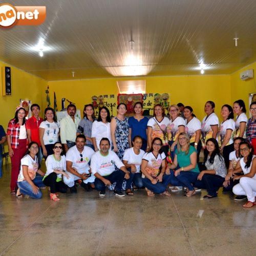 Campo Grande do Piauí abre a semana de formação do projeto Viva o Seminário