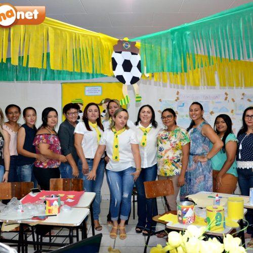 JAICÓS | Professores da Rede Municipal participam do II Encontro Pedagógico de 2018