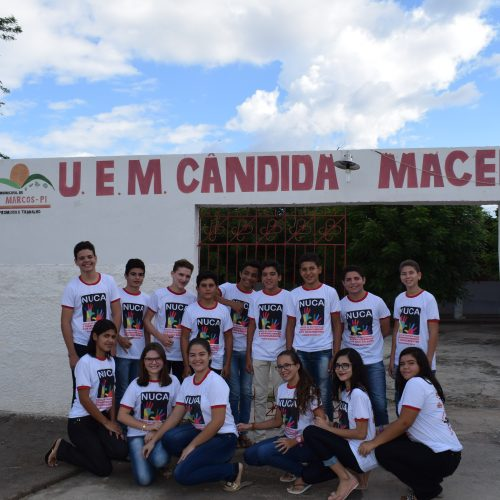 NUCA de Padre Marcos realiza busca ativa escolar e desenvolve ações do #PartiuMudar