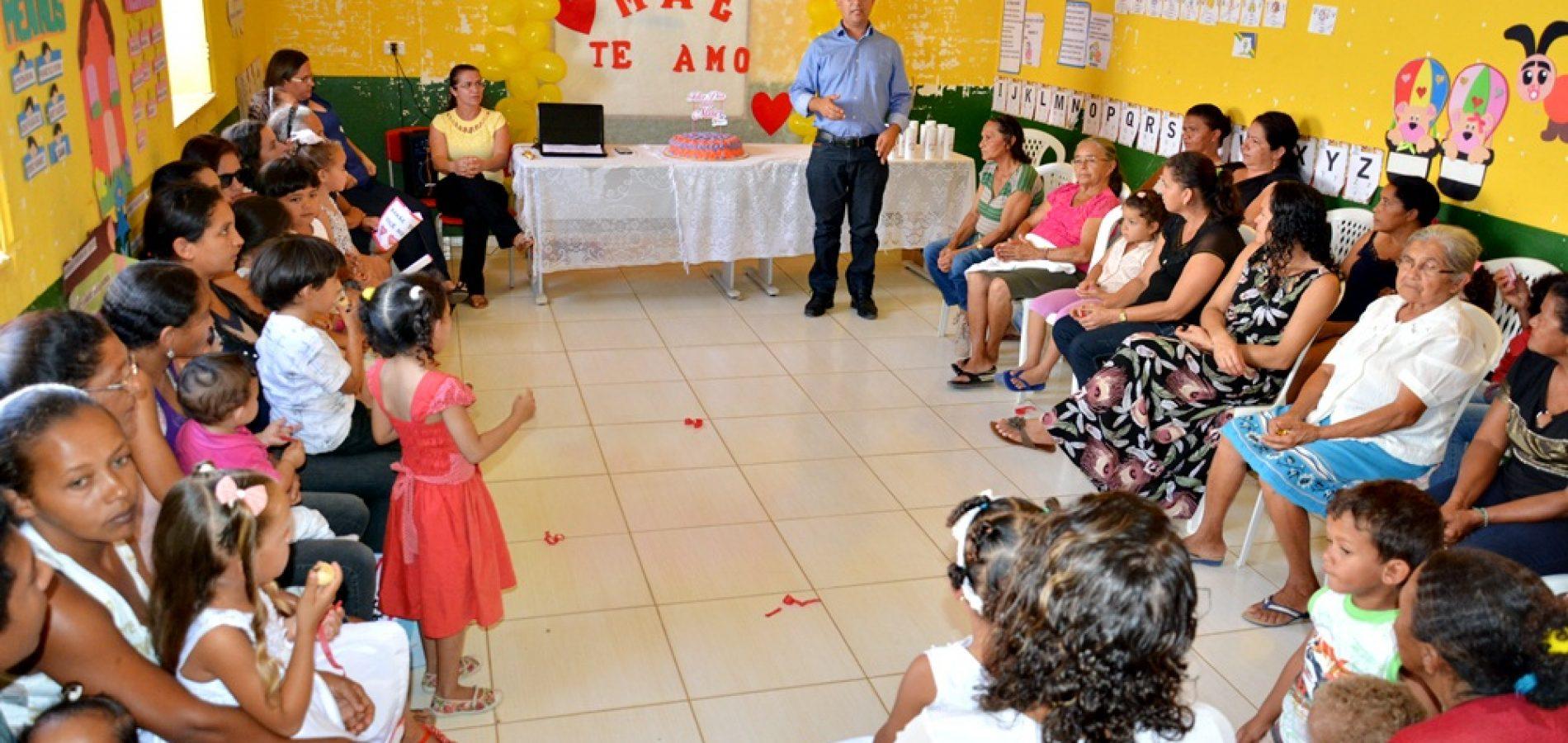 FOTOS | Comemorações ao Dia das Mães em Caldeirão Grande do Piauí