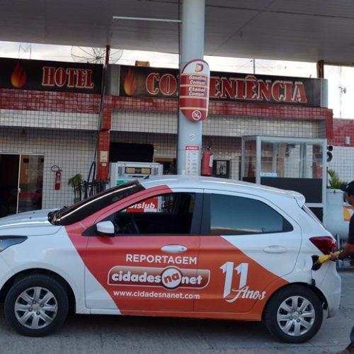 Cidades na Net faz pesquisa de combustível em sete municípios. Veja!