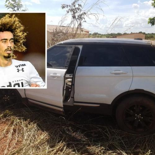 Família de jogador é mantida refém por 4 horas durante roubo; PM recupera Range Rover