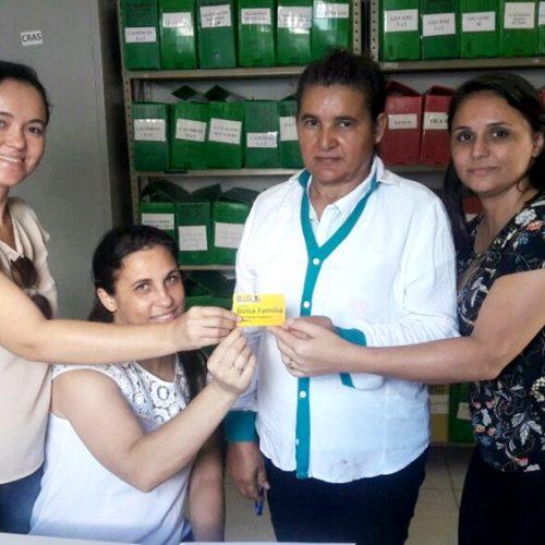 VILA NOVA | Beneficiária pede desligamento voluntário do Bolsa Família; 3º caso em 2018