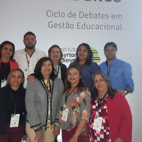 Verônica Ribeiro representa educação de Fronteiras em encontro do Instituto Ayrton Senna e Itaú Social em SP