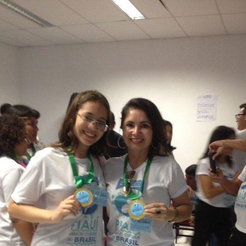 Projeto de escola municipal de Fronteiras é selecionado para etapa nacional em Brasília