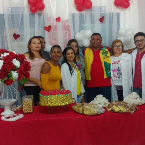 FOTOS | Comemoração do dia das mães na UBS do povoado Croazal, em Jaicós