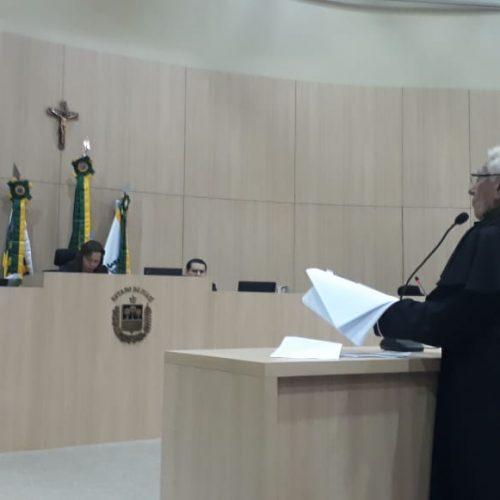 TCE julga improcedente denúncia feita por vereadora contra prefeito Edilson Brito