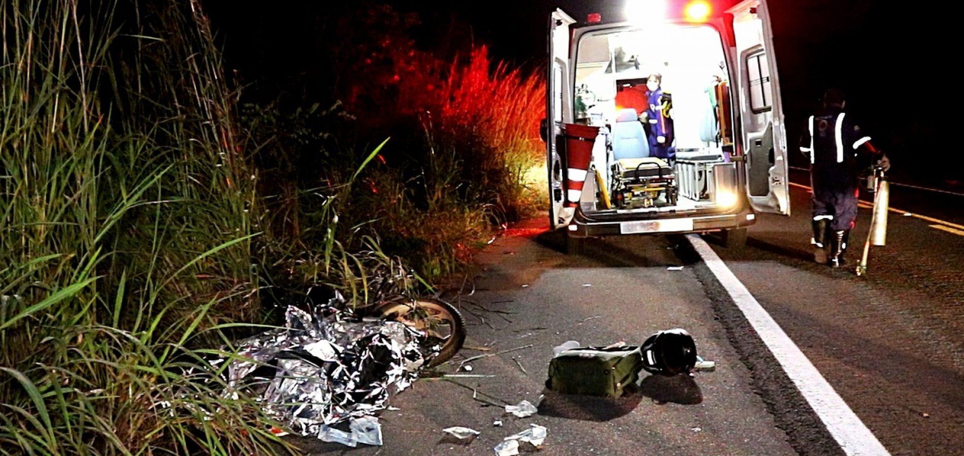 Vendedor de peixe morre em colisão com caminhonete no Norte do Piauí