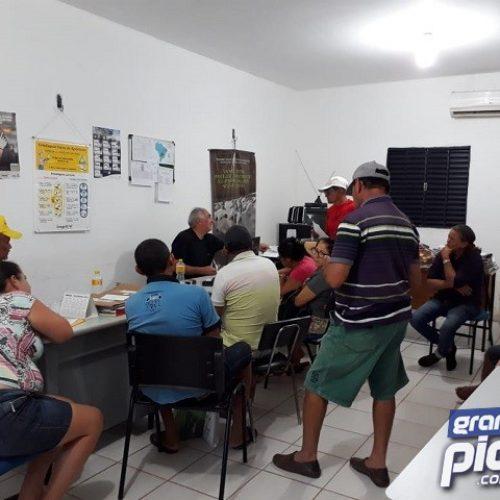Vacinação contra Febre Aftosa no Piauí é comprometida por falta de estrutura da Adapi