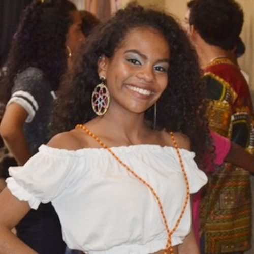 Jaicoense conquista 1° lugar no concurso Beleza Negra