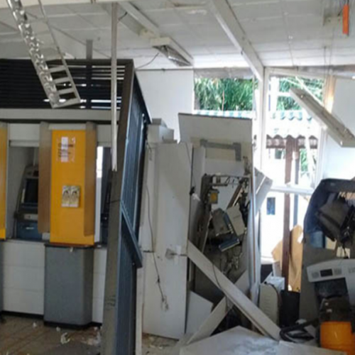 Banco do Brasil vai gastar R$ 94 mil para recuperar agência destruída no interior do Piauí