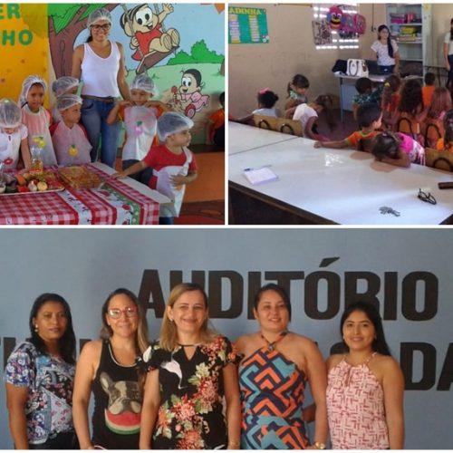 Patos do Piauí  promove semana de ações do Programa Saúde na Escola