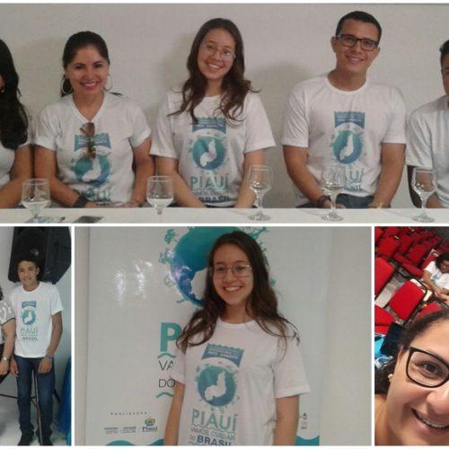 FRONTEIRAS | Projeto de Escola da Rede Municipal é selecionado e apresentado em Conferência Estadual