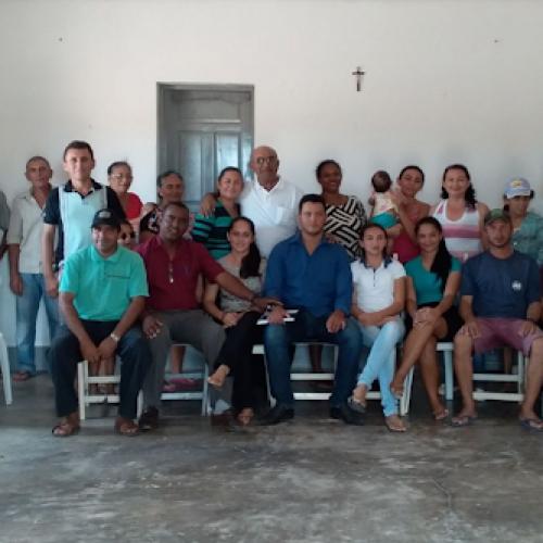 Vila Nova do PI: Moradores do Bairro Wall Ferraz criam a sua Associação!