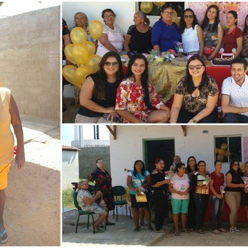NASFde Campo Grande do Piauí promove festa para as mães