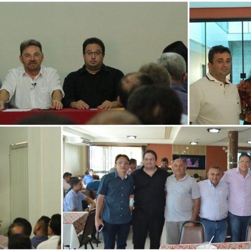 Encontro sobre gestão estratégica reúne 20 prefeitos da macrorregião de Picos
