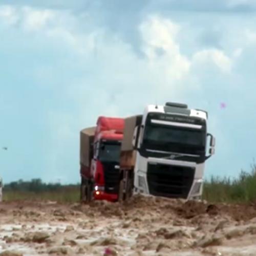 Produção de soja pode ser desperdiçada no Piauí por conta da rodovia Transcerrados