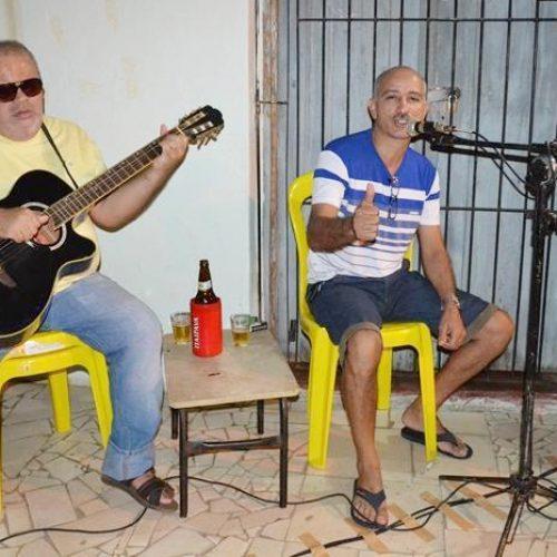 Cantores Marcelo Luz e Jorginho sofrem acidente em Picos