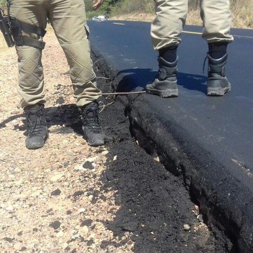 Corpo de mulher é encontrado em acostamento da BR-135 no Sul do Piauí