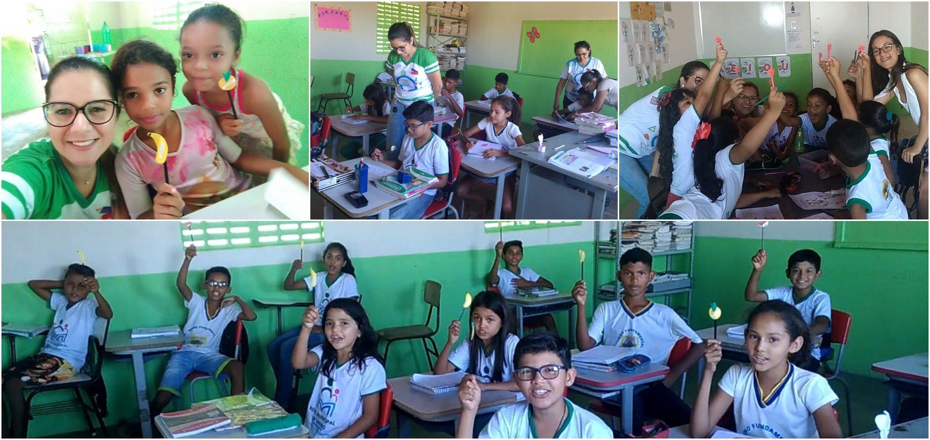 Educação de Geminiano realiza teste de aceitabilidade da merenda escolar