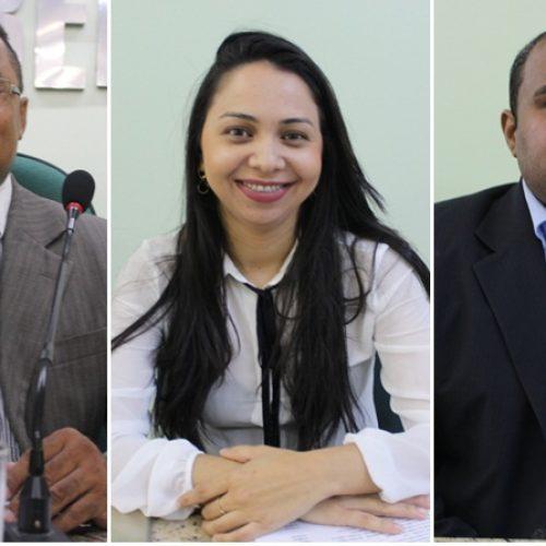 Pr. Edgar, PM Silva, Pe. Antônio Mendes e Beto receberão Título de Cidadania Jaicoense