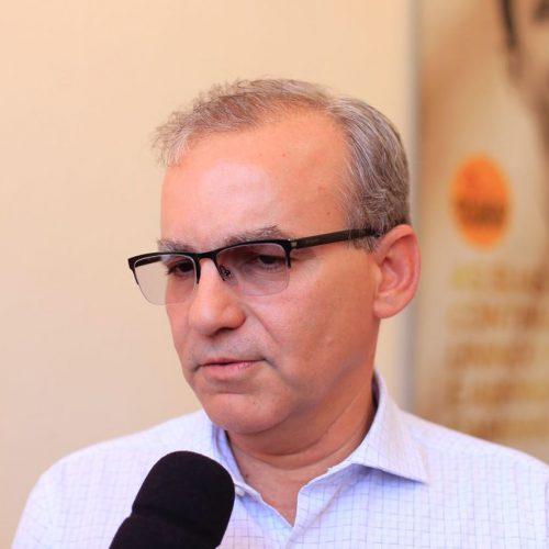 Firmino diz que não faz sentido Sílvio Mendes em outro partido