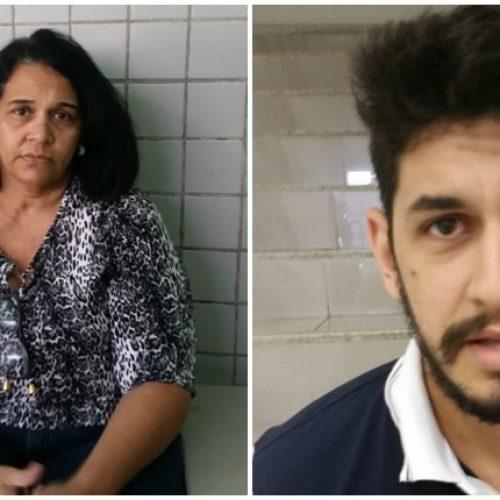 Mãe e filho são presos suspeitos de estelionato no Piauí