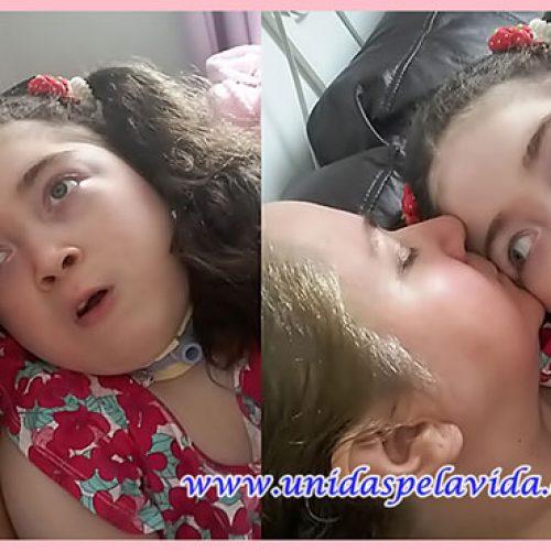 Morre menina que comoveu o Piauí em busca de tratamento