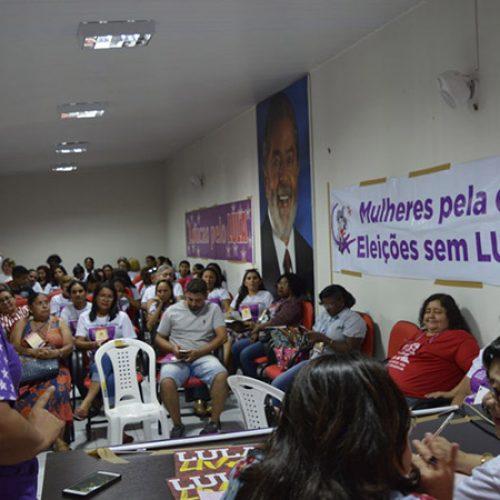 Mulheres do PT fazem manifesto em defesa da vaga de Regina Sousa