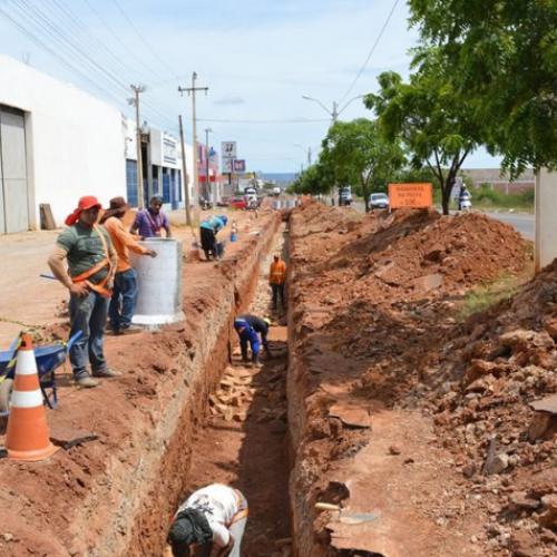 Vereador denuncia lentidão em obras na BR-316 em Picos