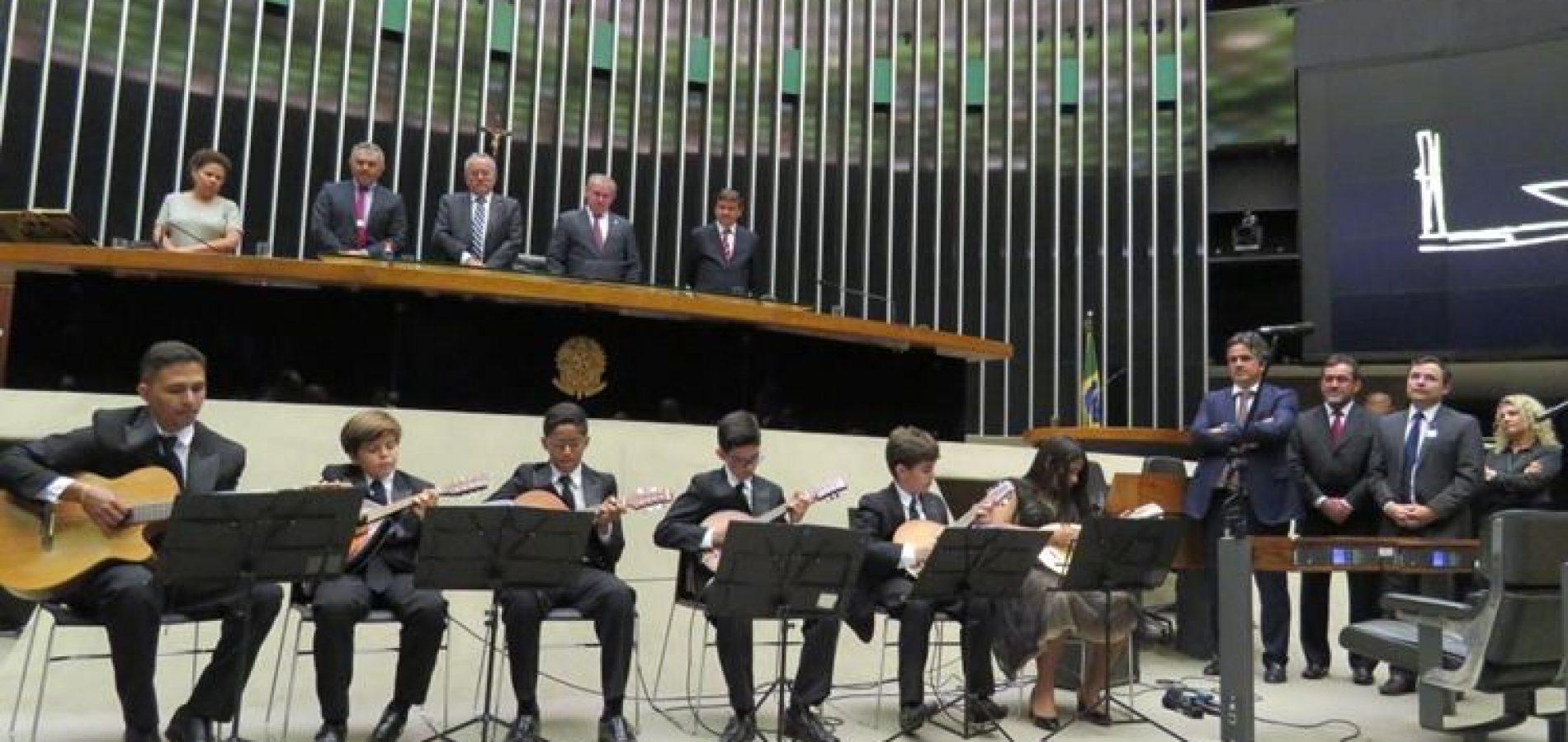 Projeto quer transformar Oeiras na Capital Nacional dos Bandolins