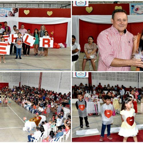 Prefeitura realiza festa e homenageia mais de 400 mães em Vila Nova do PI; fotos