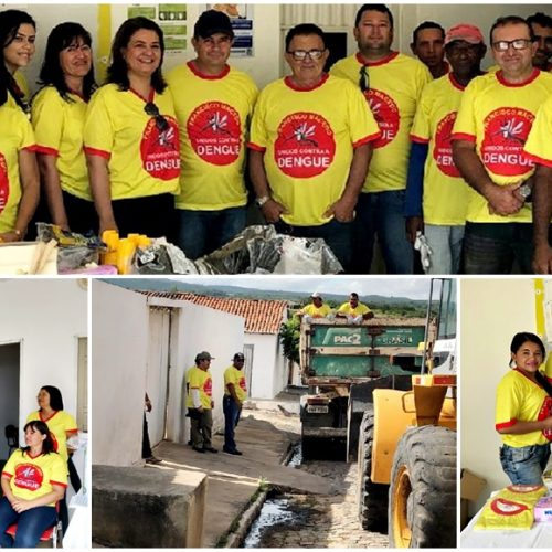 Prefeitura de Francisco Macedo desenvolve projeto de coleta seletiva