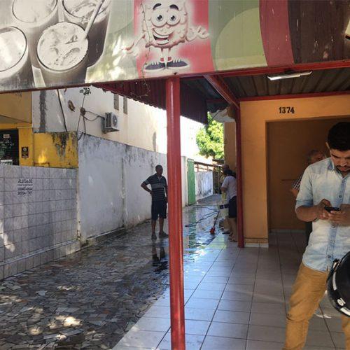 Funcionário de pastelaria é morto por causa de lanche no Piauí
