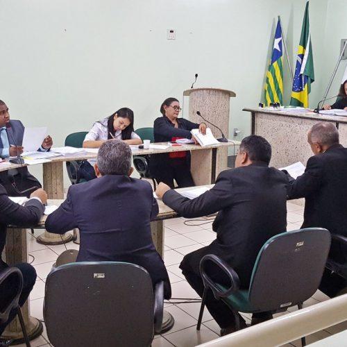Câmara de Jaicós divulga pauta da sessão desta sexta-feira (08)