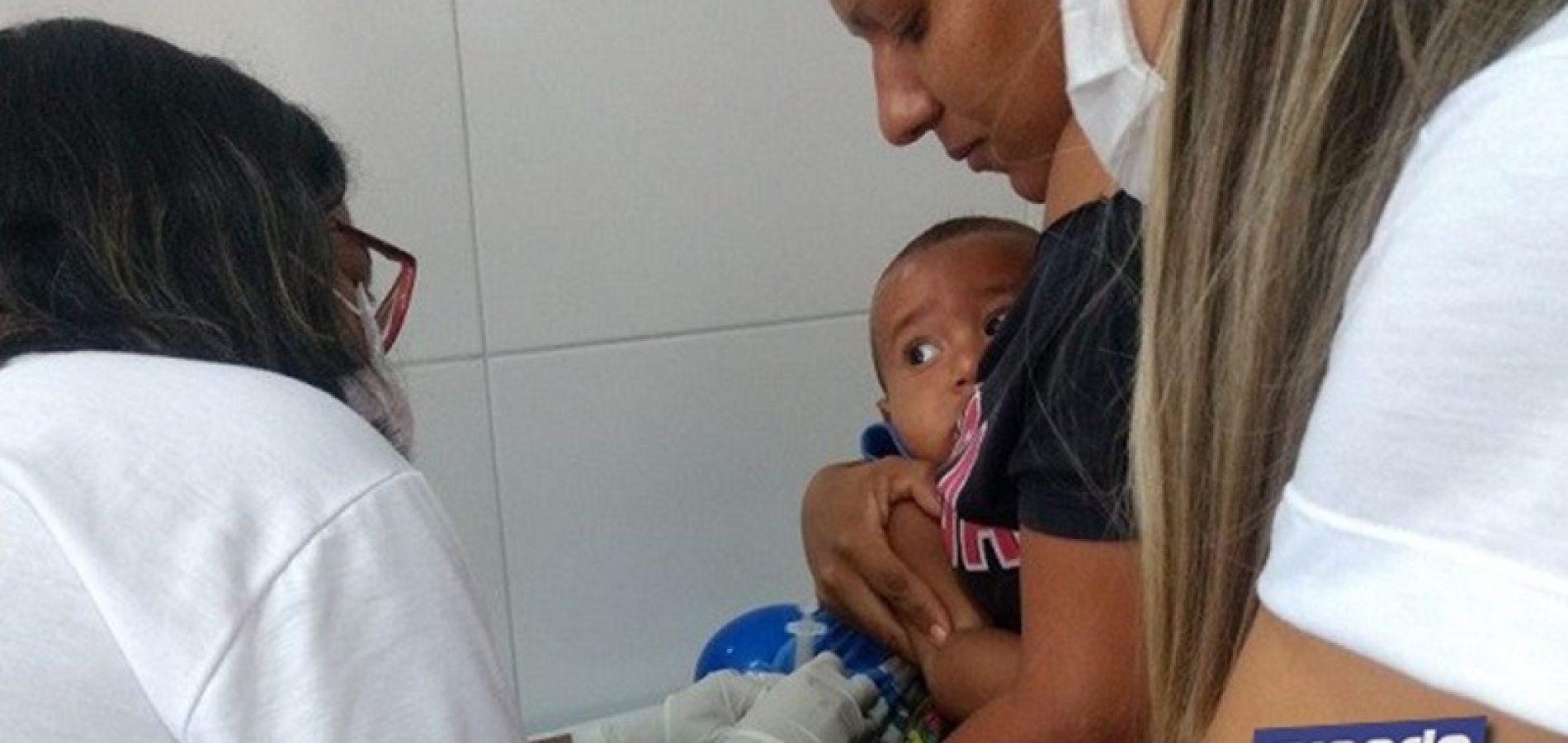 Secretaria de Saúde intensifica campanha de vacinação contra a gripe H1N1 em Geminiano