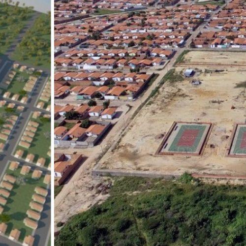 Dez anos após projeto, obra para a Copa do Brasil está 35% executada no Piauí