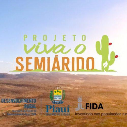 SDR libera R$ 2,9 milhões para ações do  'Viva o Semiárido' em Caldeirão Grande, Jaicós, Campo Grande e Marcolândia