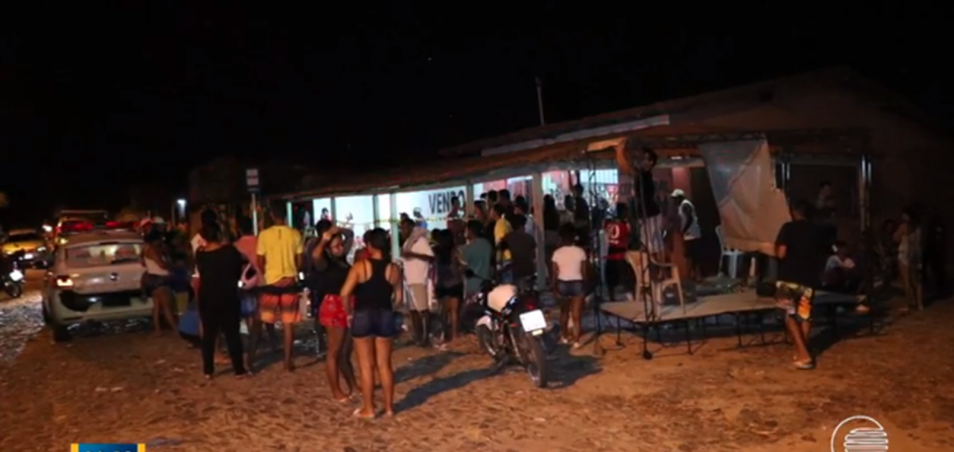 Homem é assassinado a facadas após briga em bar no Norte do Piauí