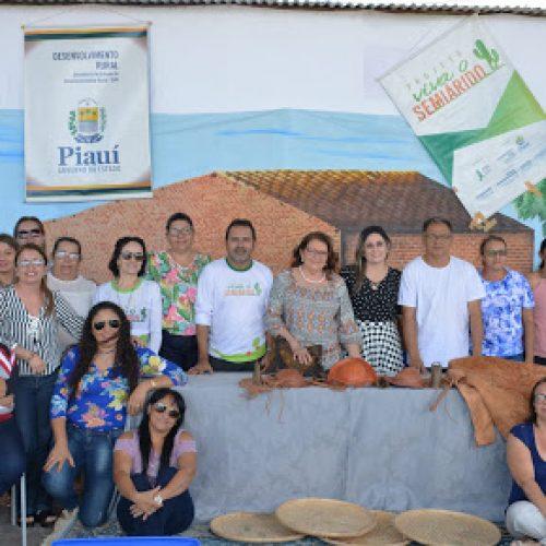 Fronteiras realiza 2ª formação do projeto Viva Semiárido