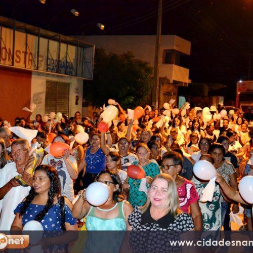 Aberto o 39º festejo de São João Batista em Massapê do Piauí