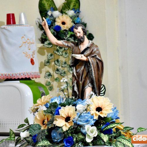 VILA NOVA | 38º festejo de São João Batista é celebrado e chega a sua 4ª noite de novena
