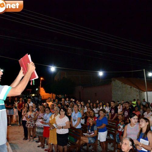 Quinta noite é celebrada nos festejos de São João Batista em Massapê do Piauí