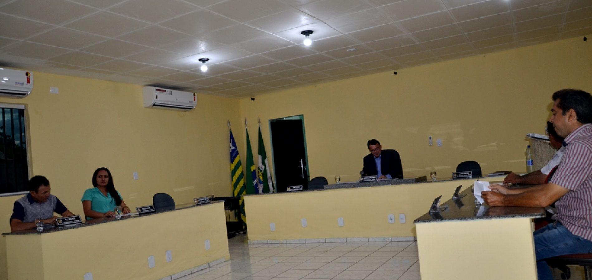 Duas Indicações são aprovadas em sessão da Câmara de Belém do Piauí