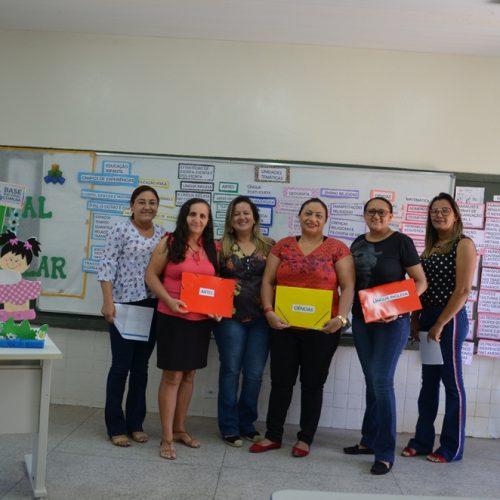 Educação de Jaicós reúne professores para estudo da BNCC