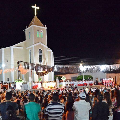 PADRE MARCOS | Missa e evento cultural marcam abertura dos festejos de Santo Antônio