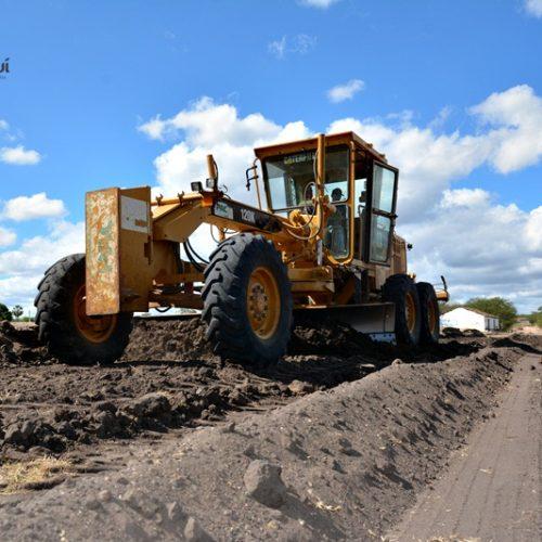 Prefeitura de Massapê do Piauí avança na recuperação das estradas vicinais