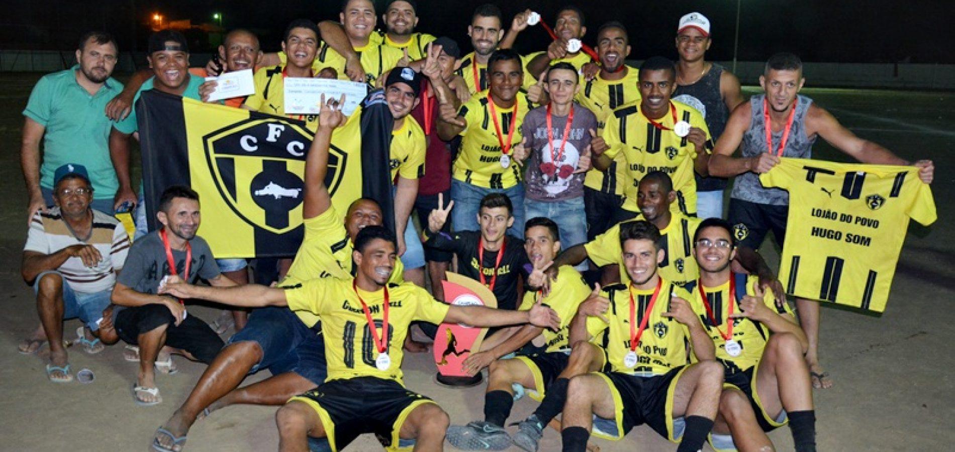 Caititu vence nos pênaltis e leva título do Campeonato Municipal de Padre Marcos