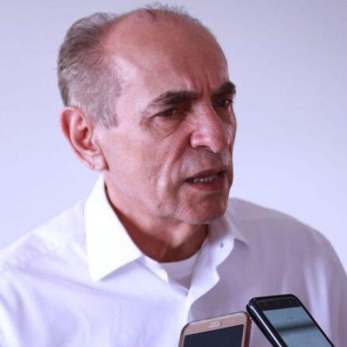 """Presidentes de partidos se reúnem com Marcelo Castro e defendem """"chapão"""""""